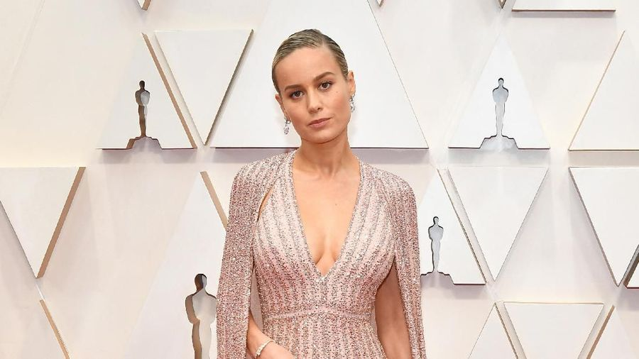 HOLLYWOOD, CALIFORNIA - FEBRUARY 09: Brie Larson attends the 92nd Annual Academy Awards at Hollywood and Highland on February 09, 2020 in Hollywood, California. (Photo by Amy Sussman/Getty Images)