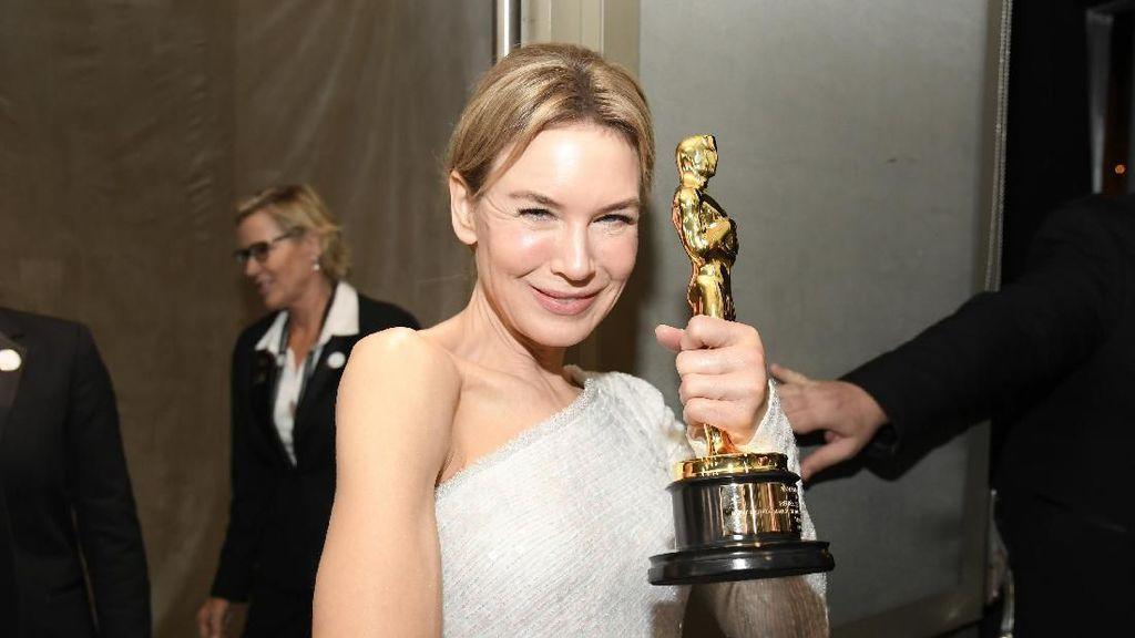 Fakta-fakta Renee Zellweger, Peraih Aktris Terbaik Oscar 2020