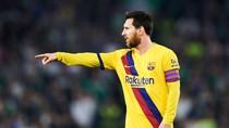 LA Galaxy Jajaki Peluang Rekrut Messi Musim Depan