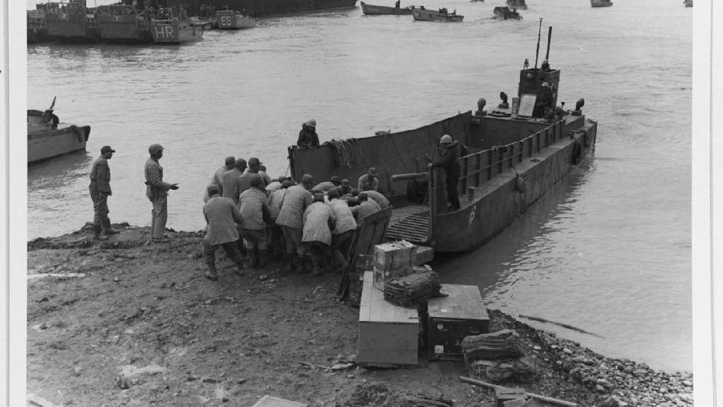 Saat Tentara AS Selamatkan 30 Ribu Nasionalis China
