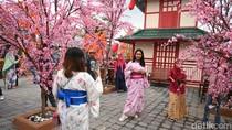Waterpark ala Negeri Sakura di Jember