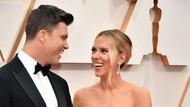 Scarlett Johansson Beradegan Mesra Terus Bikin Tunangan Cemburu