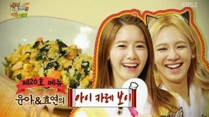 Resep menu sarapan idol Korea