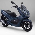 Honda PCX Kini Ada Warna Biru Doff, Kerenan Mana Sama Nmax?