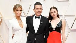 Bahagianya Antonio Banderas Akhirnya Masuk Nominasi Oscars