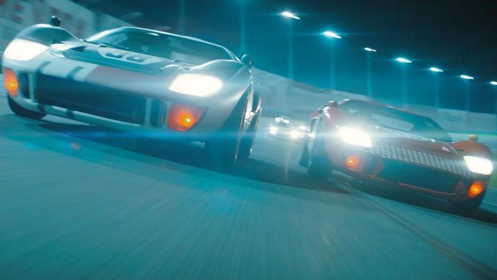 Ford V Ferrari, Perseteruan Dua Raksasa Dunia Balap Sabet Dua Piala Oscar