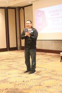 Rahasia Sukses CIO Kelas Dunia dalam Workshop CIO Academy 1.0