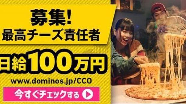 Resto Pizza Ini Buka Lowongan untuk Penggemar Keju dengan Gaji Rp 125 Juta Sehari