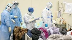 Sekitar 500 Staf Medis di China Terinfeksi Virus Corona COVID-19