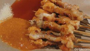 Bumbu Sate Ayam Manis, Sate Madura dan Taichan yang Mantap