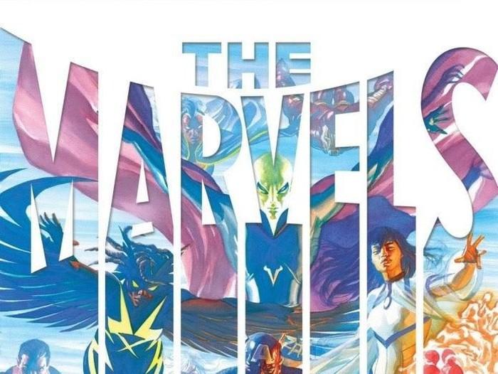 Komik The Marvels