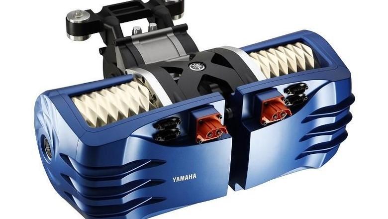 Motor listrik Yamaha mulai diproduksi