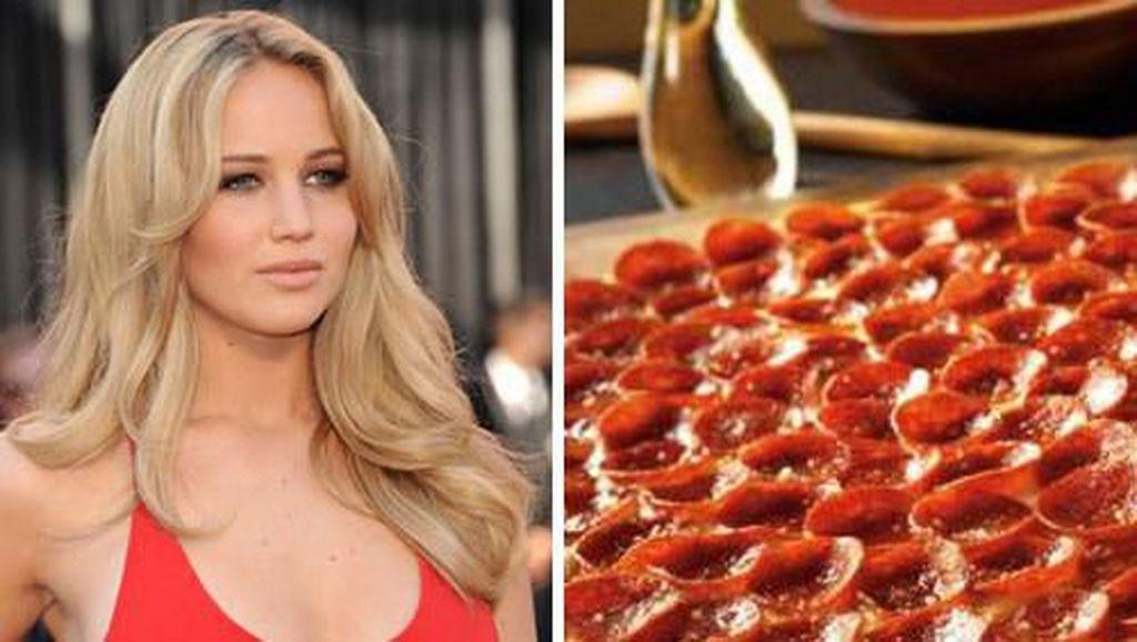 Es Krim hingga Pizza, Menu Sarapan Aneh Pilihan Seleb Hollywood