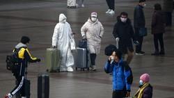 China Umumkan Pembatasan Berpergian Jelang Perayaan Imlek 2021