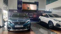 Peugeot 5008 Allure Plus ditawarkan dengan harga Rp 720 juta.