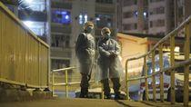 Hong Kong Akan Adili 2 Orang yang Langgar Karantina Wajib Saat Wabah Corona