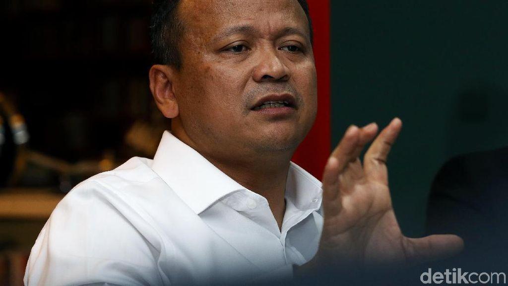 Ogah Tenggelamkan Kapal, Edhy Prabowo: Butuh Biaya Rp 100 Juta