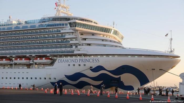 Cerita Karantina Corona oleh Penumpang Kapal Pesiar Diamond Princess di Jepang