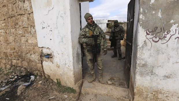 Turki-Suriah Memanas, Gegara Rebutan Pipa Migas?