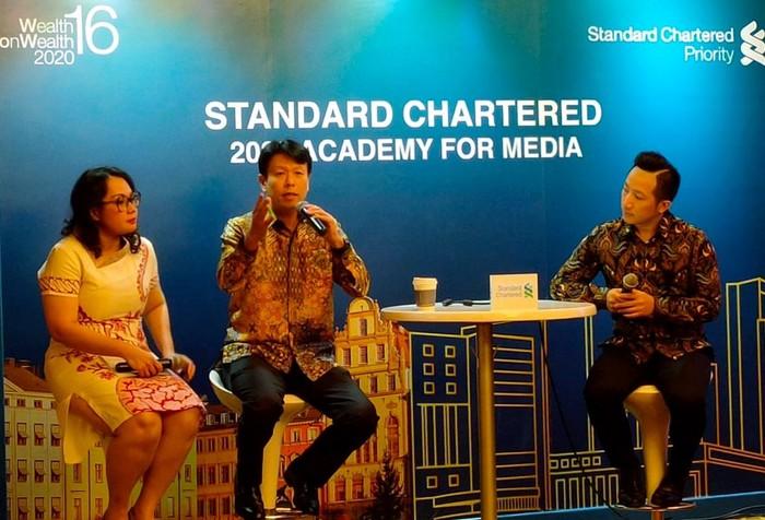 Memasuki tahun 2020, Standard Chartered mulai menyasar generasi muda dan tawarkan pilihan baru produk Investasi.