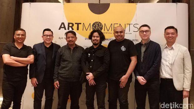 Lebih Besar, Art Moments Jakarta 2020 Gandeng 50 Galeri Seni