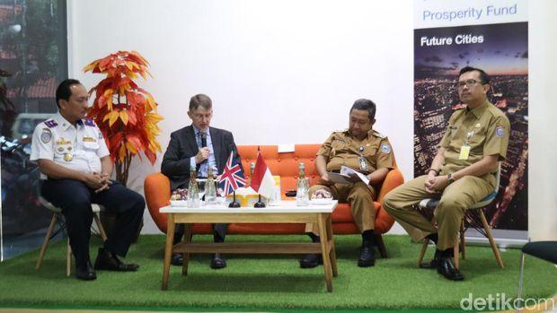 Inggris Pilih Kota Bandung untuk Program Kota Masa Depan