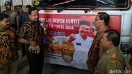 2.220 Ton Kunyit Diekspor ke India Lewat Ponorogo