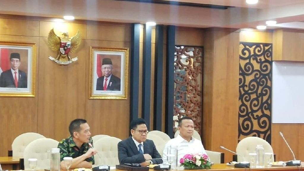 Edhy Prabowo Bertemu Nelayan dan Cak Imin, Bahas Apa?