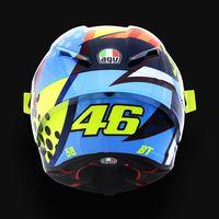 Helm baru Valentino Rossi