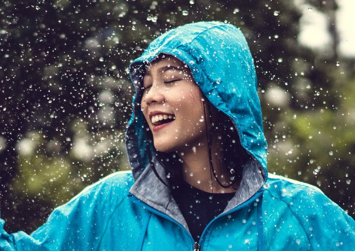 Hujan-hujanan