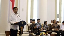 Video: Jokowi Minta Seluruh Kementerian Segera Belanjakan Anggaran!