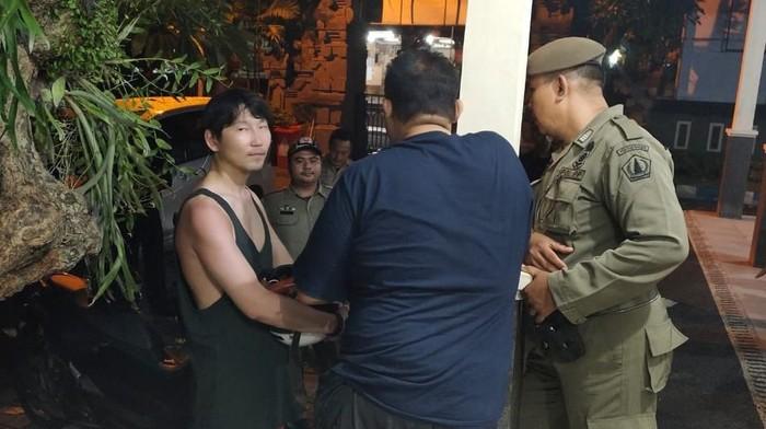 Turis asal Korsel di Bali pura-pura linglung saat ditagih tunggakan hotel (dok. Istimewa)