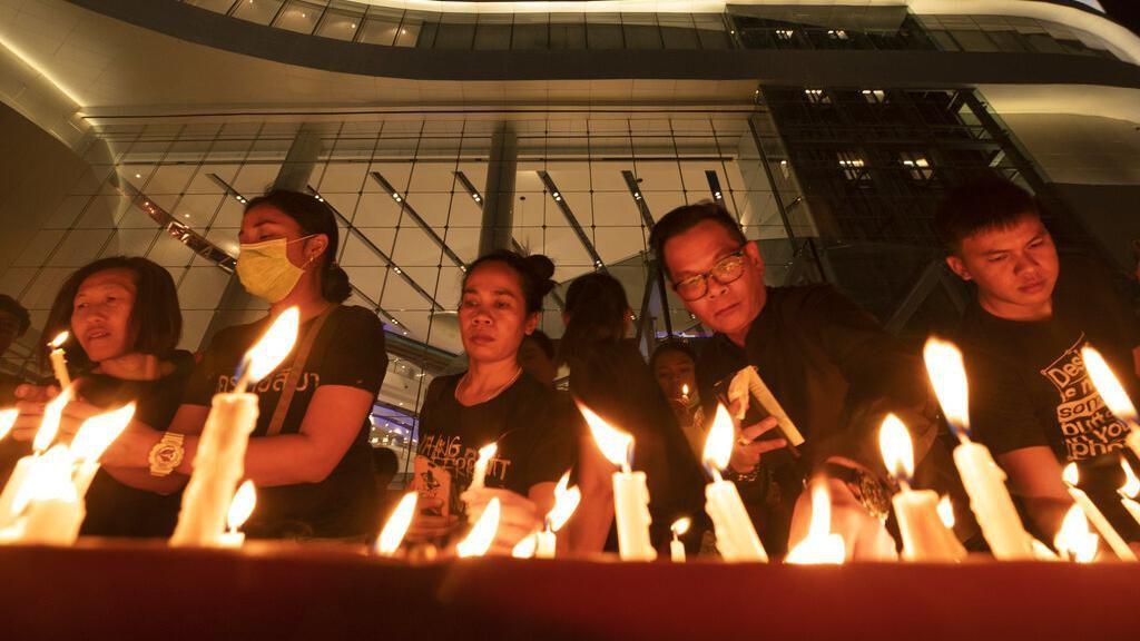 Jenderal Thailand Minta Maaf Atas Penembakan Brutal yang Tewaskan 29 Orang