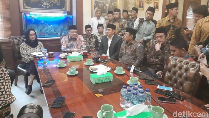 Menlu Retno bertandang ke kantor PBNU