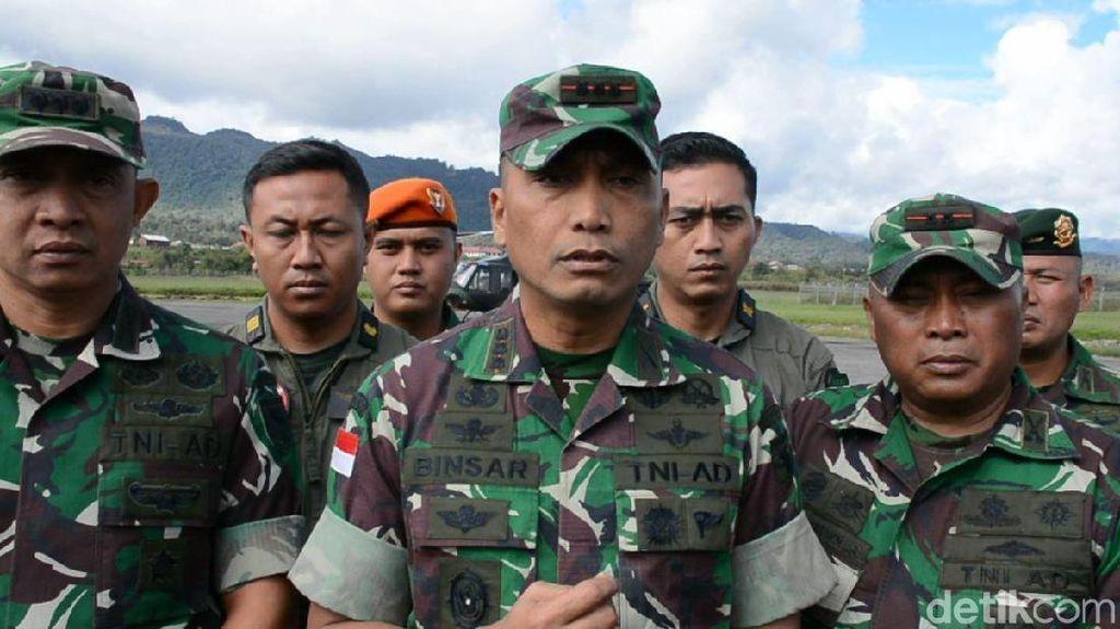 Tim Evakuasi TNI Temukan 12 Jenazah Heli MI- 17