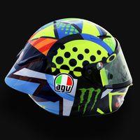 Helm Anyar Valentino Rossi
