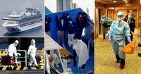 Dikarantina Dalam Kapal Pesiar Karena Virus Corona, Penumpang Ini Sibuk Pamer Makanan