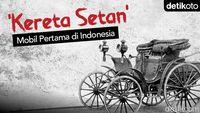 Cerita Mobil Pertama Indonesia: Diservis ke Eropa, Tak Pernah Pulang Lagi ke Jawa