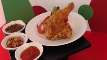 Sepanjang 2019, 300 Juta Porsi Ayam Geprek Terjual Lewat GoFood