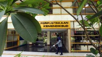Perpustakaan Kemendikbud yang Milenial Banget