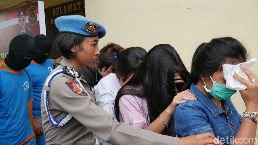 4 Gadis Muda Layani Seks Khusus Turis Timur Tengah di Cianjur