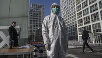 Lebih dari 3 Ribu Tenaga Medis di China Terinfeksi COVID-19 dalam 2 Bulan