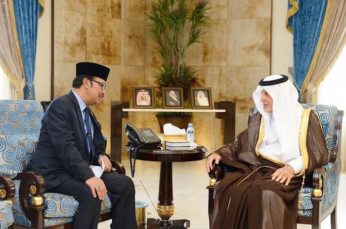 Dubes RI Lobi Penasihat Raja Salman soal Haji-WNI Terancam Hukum Mati