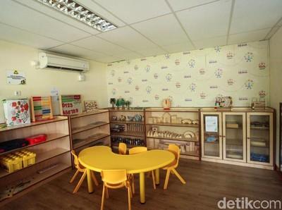 Foto: Bukan Taman Kanak-kanak, Ini Perpustakaan Kemendikbud