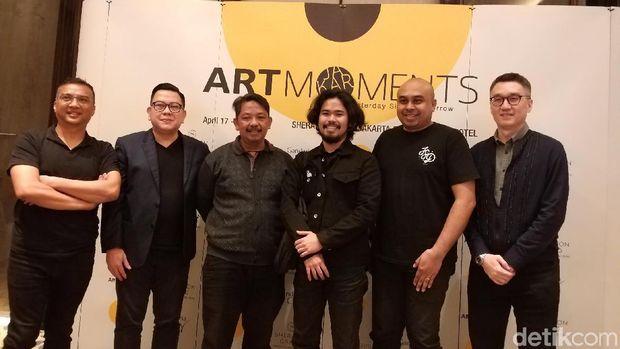 Gaet Milenial, Art Moments Jakarta Kolaborasi dengan Jakarta Sneakers Day