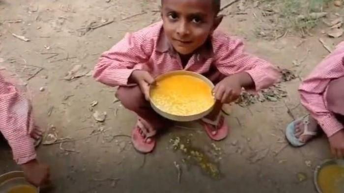 Anak-anak di India