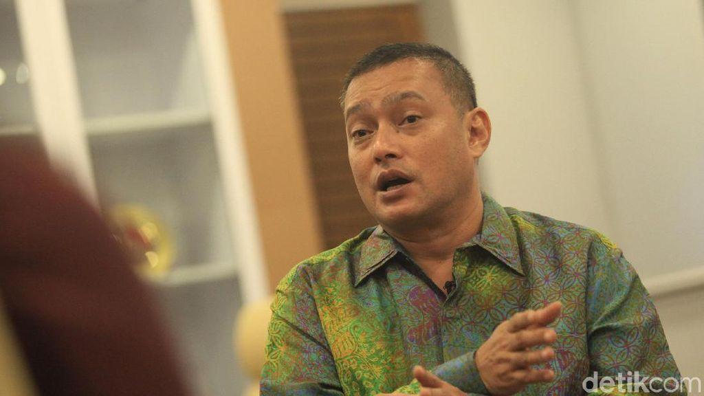 Kadisparekraf DKI Cucu Ahmad Kurnia Wafat, Anies Berbela Sungkawa
