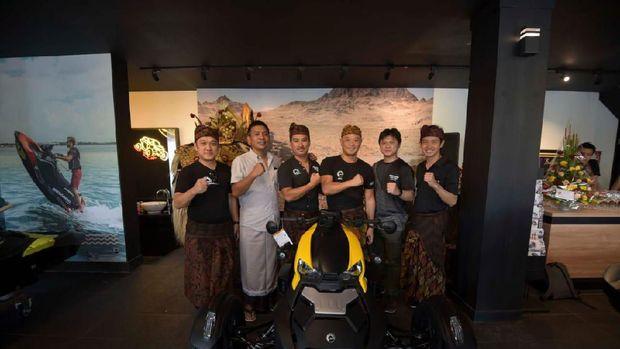 Setelah di Jakarta, Jetski Safari Hadir di Bali