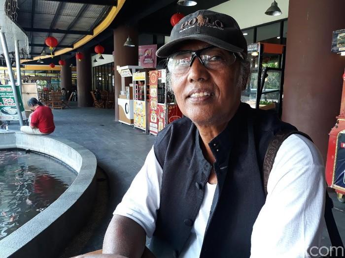 Kerabat Keraton Kasunanan Surakarta, KGPH Puger, Selasa (11/2/2020).
