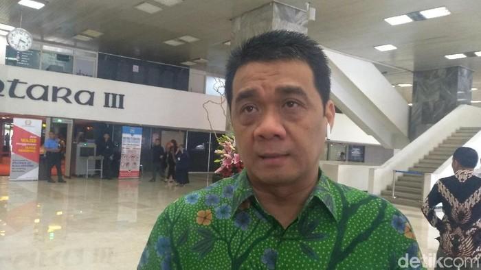 Cawagub DKI Jakarta dari Partai Gerindra, Ahmad Riza Patria